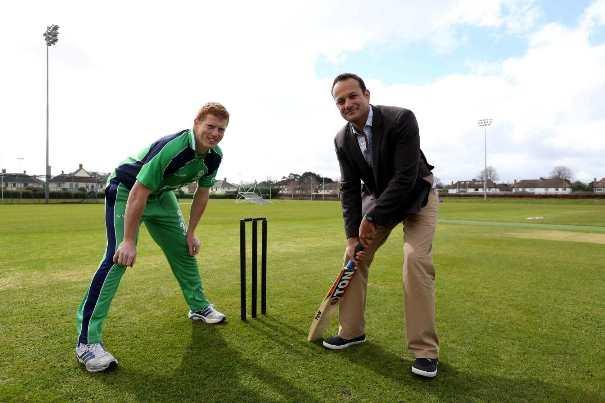 Kevin O'Brien Cricket World Cup 2015