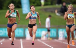 GloHealth Senior Track and Field Championships - Saturday 19th July 2014